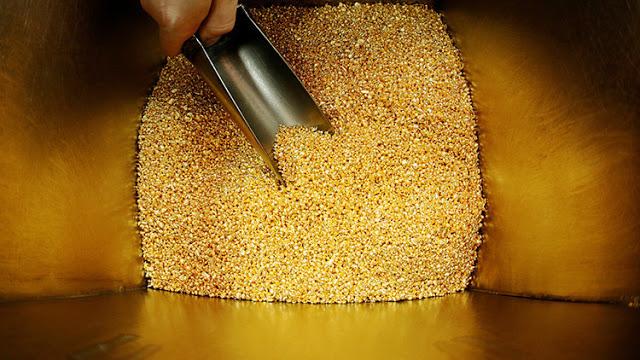 Científicos rusos dan con la clave para obtener oro a partir de… ¡carbón!