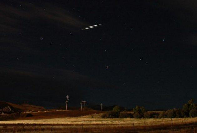 Los impresionantes flares de iridium y por qué se confunden con OVNIs