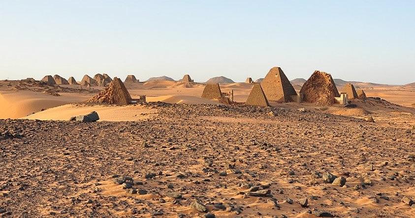 ¿Pensabas que Egipto era el país con mayor número de Pirámides?