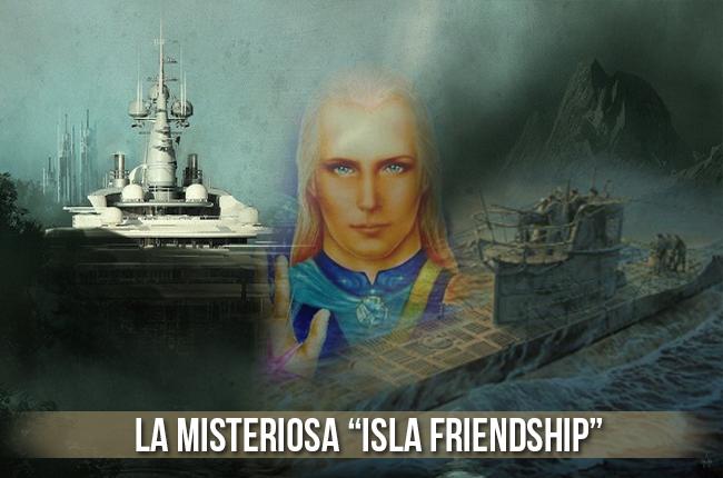 El misterio en la Isla de Friendship