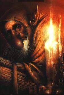 Bwachyod: duendes celtas del hogar