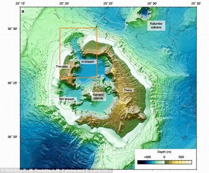 Científicos dan conocer una nueva teoría de como desapareció la Atlántida