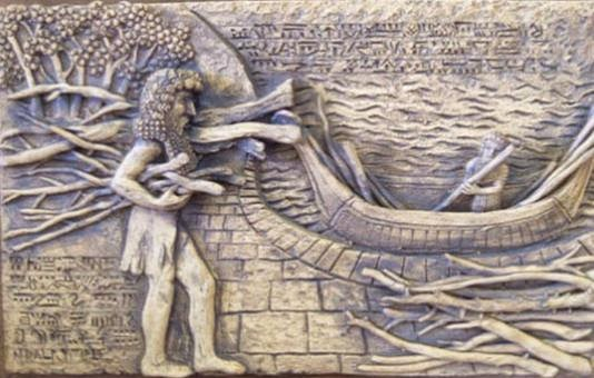 clip image017 7716491 - ¿Fue el ARCA de NOÉ un banco de ADN para los DIOSES INSTRUCTORES ETs?