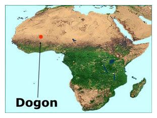 Los Dogon, un pueblo contactado por seres de otro mundo