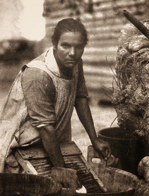Extraño Origen De Un Pueblo Americano