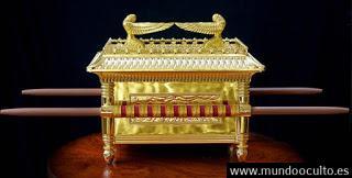 El arca de la alianza y las pirámides de Guiza, ¿un portal dimensional hacia otro mundo?