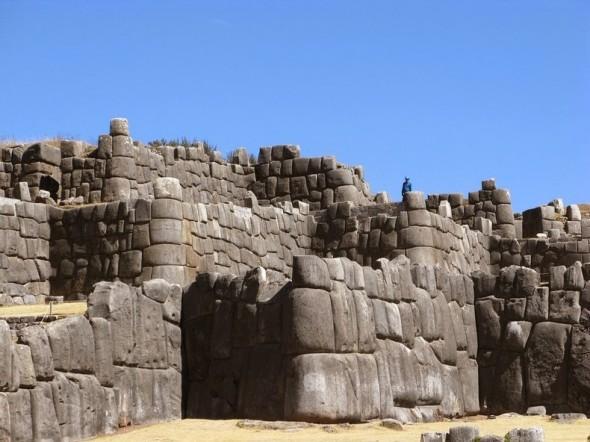 El Misterio De Las Murallas En Perú