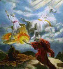 elijah - Pruebas Evidentes de Ovnis en la Biblia