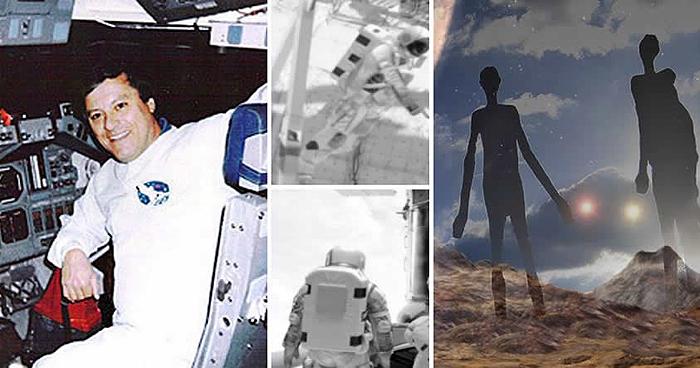 Ex operador de NASA: «Fui testigo de un encuentro entre astronautas y extraterrestres altos»