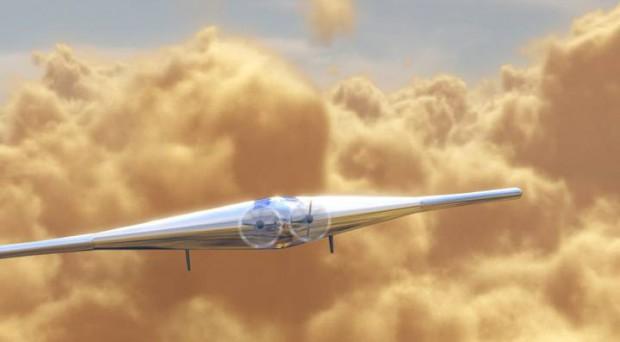 Fly me to Venus! Planean enviar un avión a explorar los cielos venusinos