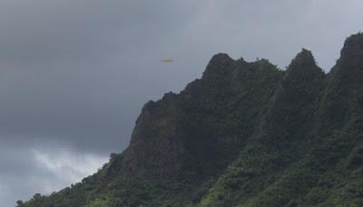 Captan un OVNI en las montañas de #Hawái, EE.UU.