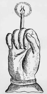 la mano del muerto o la mano de gloria la historia de unos de los hechizos mas temidos de la edad media 1 - La Mano del Muerto o La Mano de Gloria. La historia de unos de los hechizos mas temidos de la Edad Media.