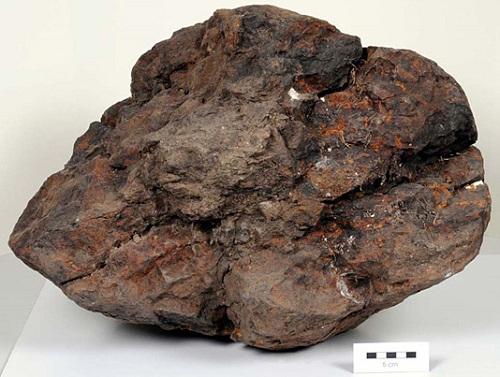 Meteorito de los druidas cerca de Stonehenge