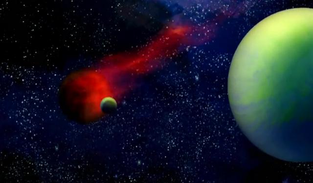 nibiru4 - Nibiru provocará cambios catastróficos en el clima de la Tierra