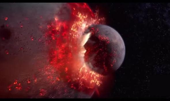 nibiru6 - Nibiru provocará cambios catastróficos en el clima de la Tierra