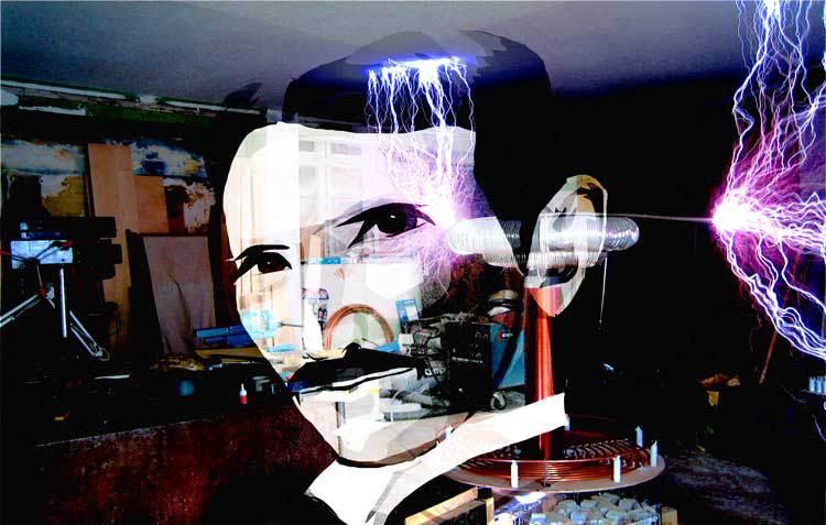 Nikola Tesla: «El presente es de ustedes; pero el futuro me pertenece» #NikolaTesla #predicciones