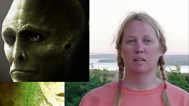 Mujer advierte que todos estamos a punto de morir!, los extraterrestres hibridos humanos están colonizando la Tierra.