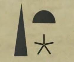 siriushieroglyph1 e1304782865737 - La CONEXIÓN REAL entre SIRIO y la CREACIÓN de la humanidad en TODAS las culturas