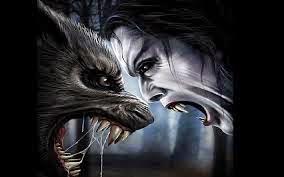 Vampiros y hombres lobo en el plano astral