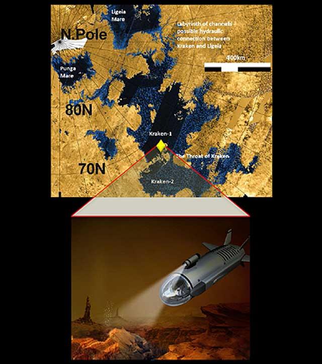 Ciencia : Los 5 proyectos más increíbles de la NASA