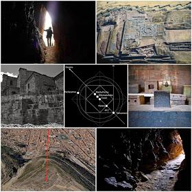 """La Chinkana y el contacto dimensional (Los """"TUNELES"""" secretos)."""