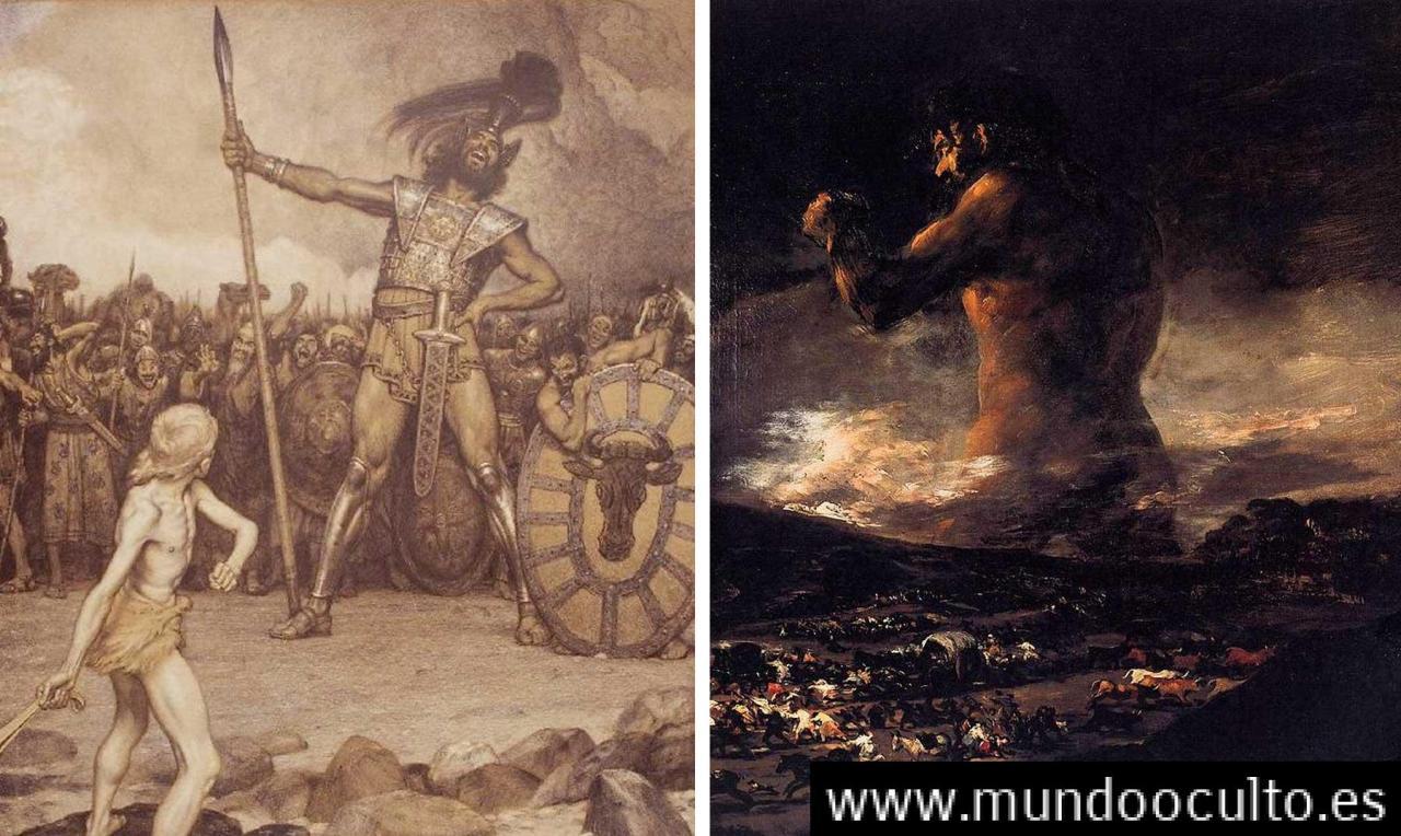 3 descubrimientos alucinantes que demuestran gigantes existieron en la Tierra?