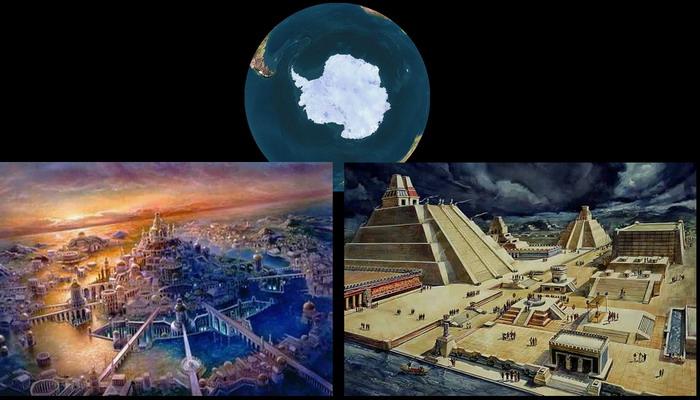 La Antártida, la Atlántida y Aztlán, ¿una misteriosa conexión?