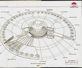 Fig 2 Cutaway of Aircraft Structure e1348157629308 640x532 - USAF desclasifica platillo volador de 1950