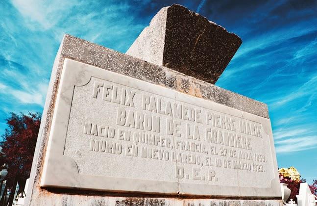 El misterio de la tumba del barón vampiro en Nuevo Laredo