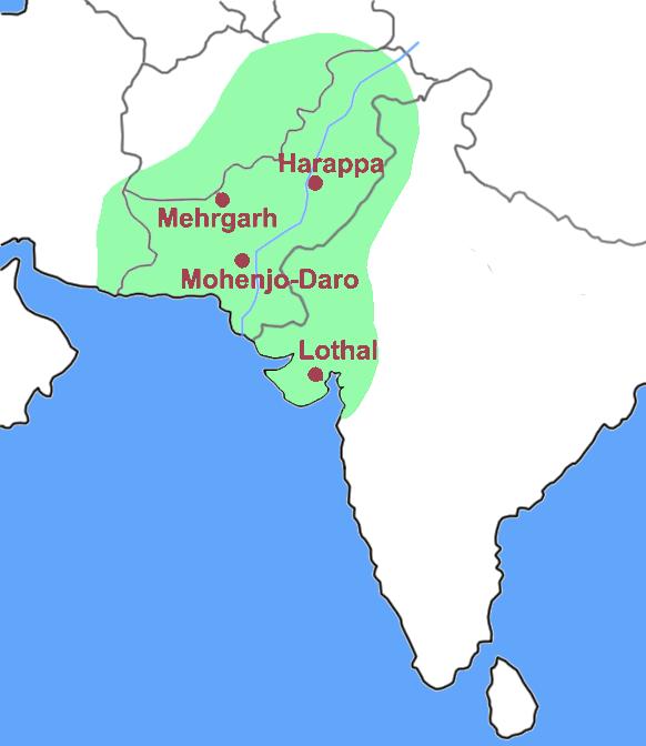 MOHENJO-DARO explosión nuclear antigua