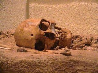 ¿Disparos en la Prehistoria?