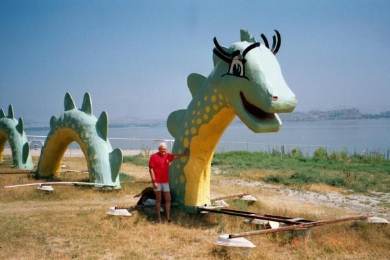 el monstruo de california lake elsinore2 - El Monstruo de California Lake Elsinore