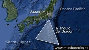 El triángulo del dragon y casos
