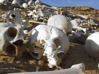Encuentran Restos de Ejercito Perdido en el 525 a.C.