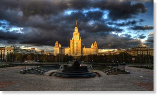 Fantasmas y búnkers en las leyendas urbanas de Moscú
