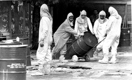 El  curioso relato del Accidente radioactivo de Goiânia