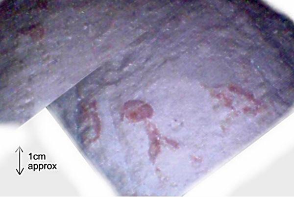 Robot capta las primeras imágenes de una cámara secreta de la Gran Pirámide