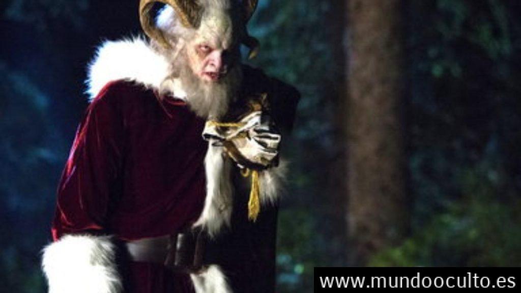 KRAMPUS, El Aterrador Demonio De La Navidad