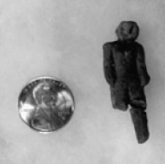La Estatuilla de Nampa Datada en 2 Millones de Años de Antigüedad Desafía el Modelo Evolutivo Conocido