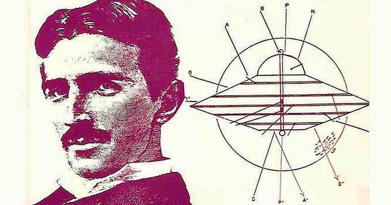 La Investigación antigravedad de Tesla y los proyectos militares