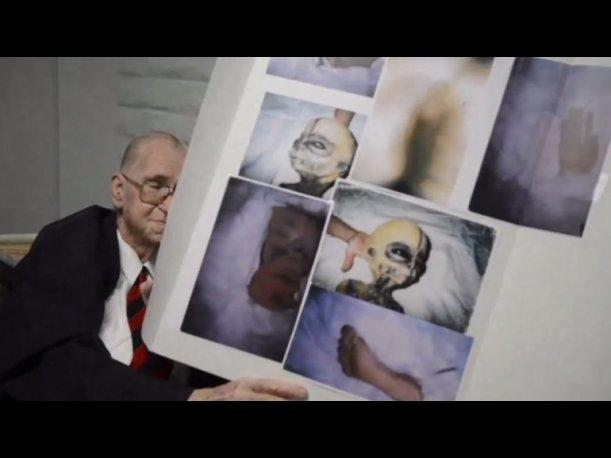 Un científico, antes de morir, aseguró que hay nave extraterrestre en el Área 51