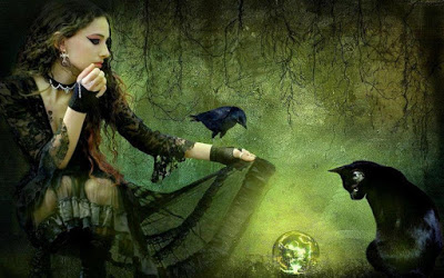 """Los """"espíritus familiares"""" de las brujas encarnados en animales domésticos"""