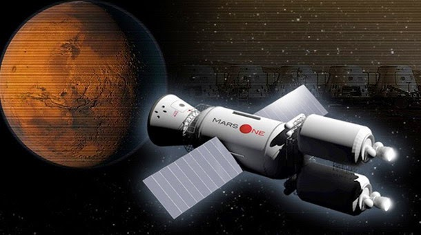 Más de 600 seleccionados para ir a Marte