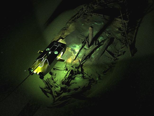 «Nunca se había visto nada parecido»: arqueólogos descubren un mundo de barcos naufragados en el Mar Negro