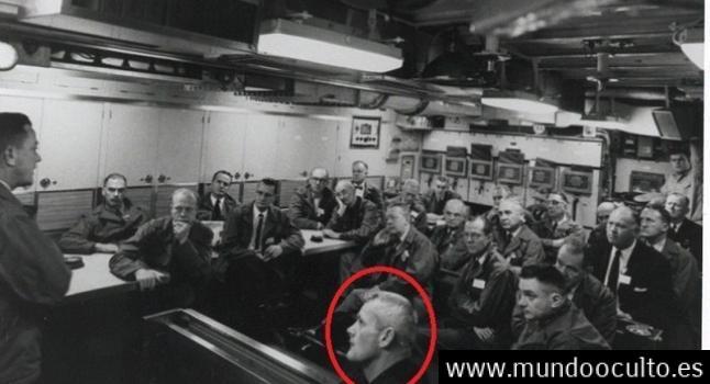 ¿Trabajó un extraterrestre para el gobierno de los EE.UU.?