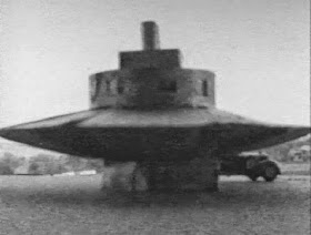 vril 6odin - USAF desclasifica platillo volador de 1950