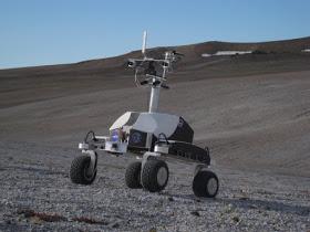 Nuevamente causan polémica imágenes publicadas por la NASA: ¿Cielo azul en Marte? ¿Marte o Canadá?