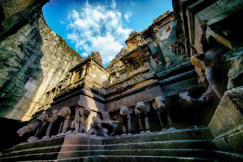 El templo Kailasa: ¿Antiguas Civilizaciones que poseían Tecnología Avanzada?