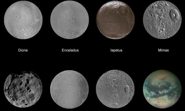 Titan: la luna de Saturno y el lugar donde los seres humanos VIVIRÁN