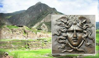 Leyenda griega describe Perú